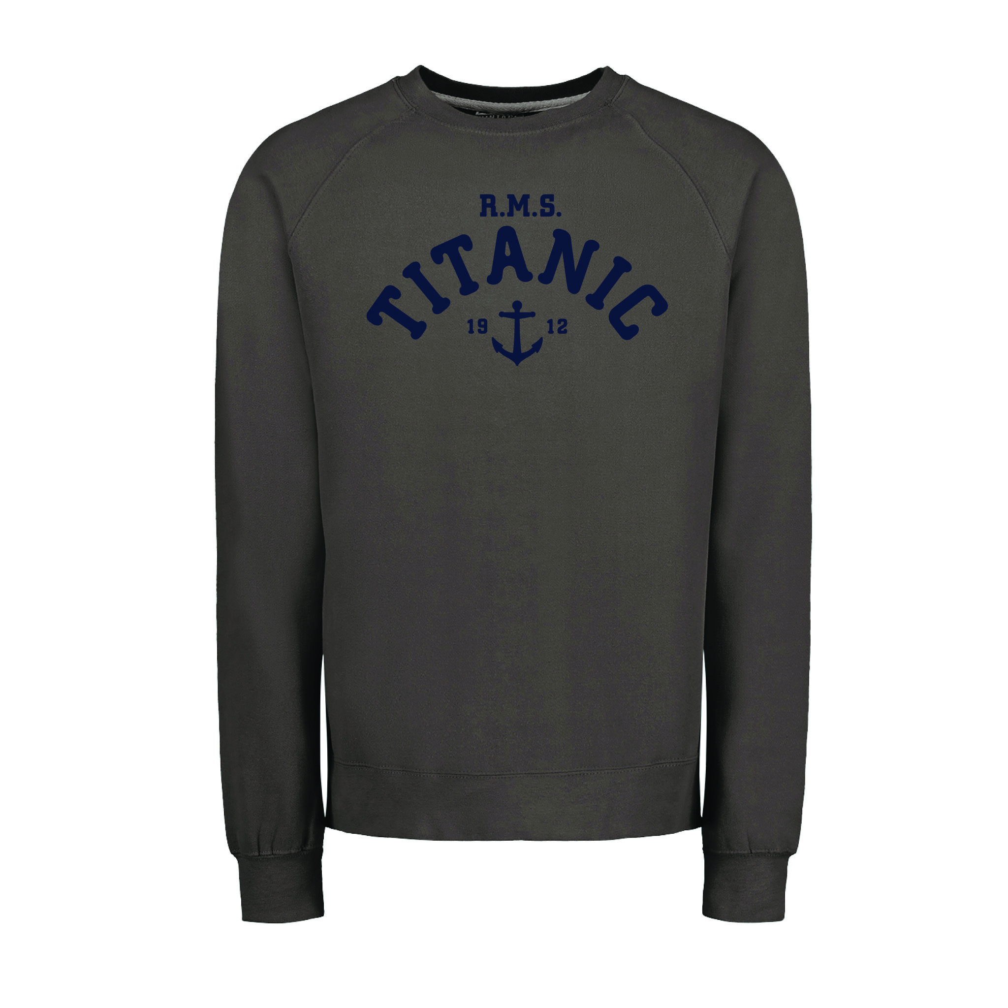Vintage Fleece Titanic Full Chest Applique