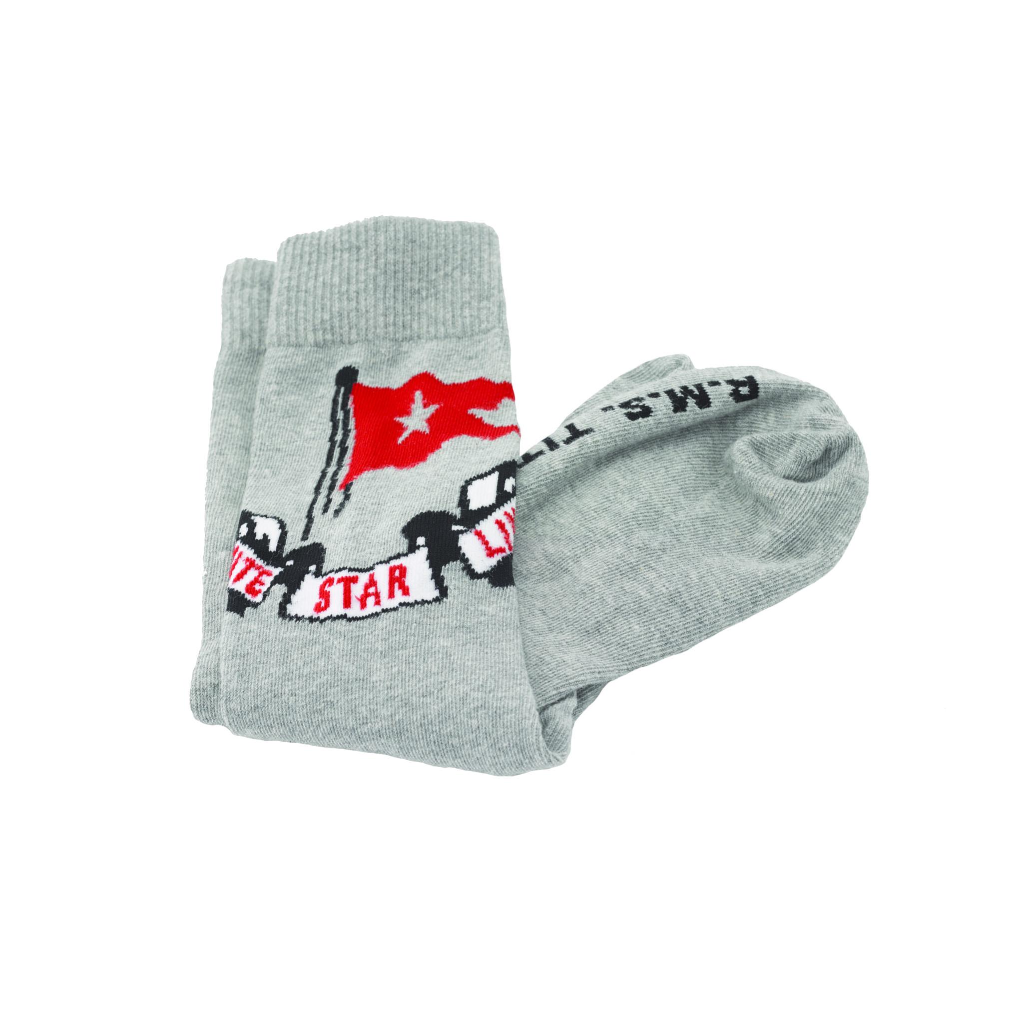 White Star Line Socks