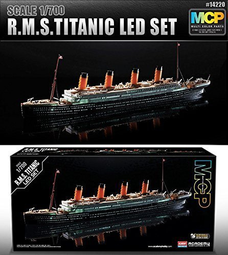 R.M.S. TITANIC 1/700 LED LIGHT SET MODEL KIT