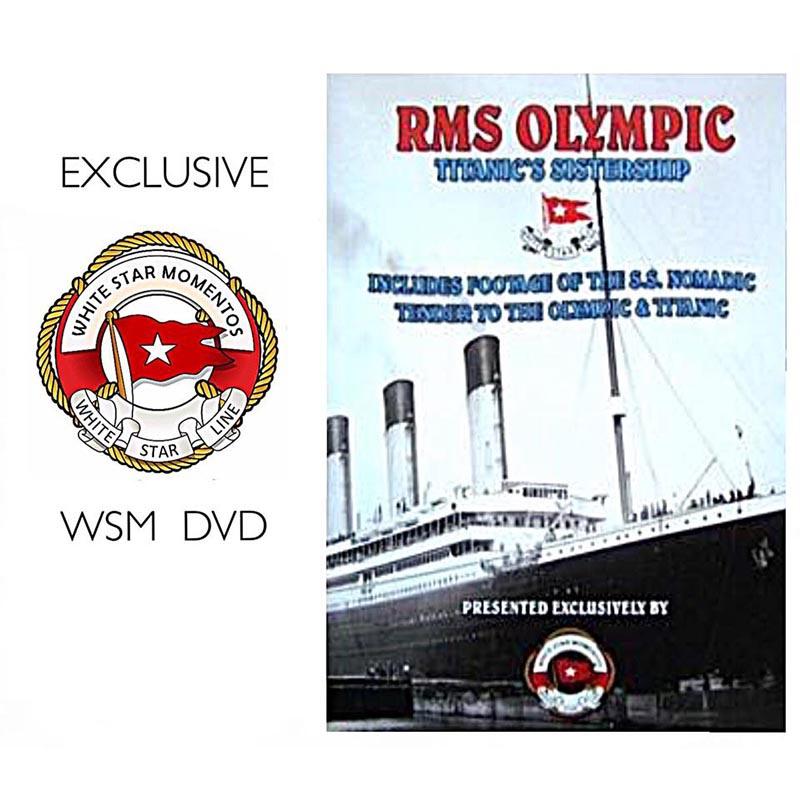 RMS Olympic DVD