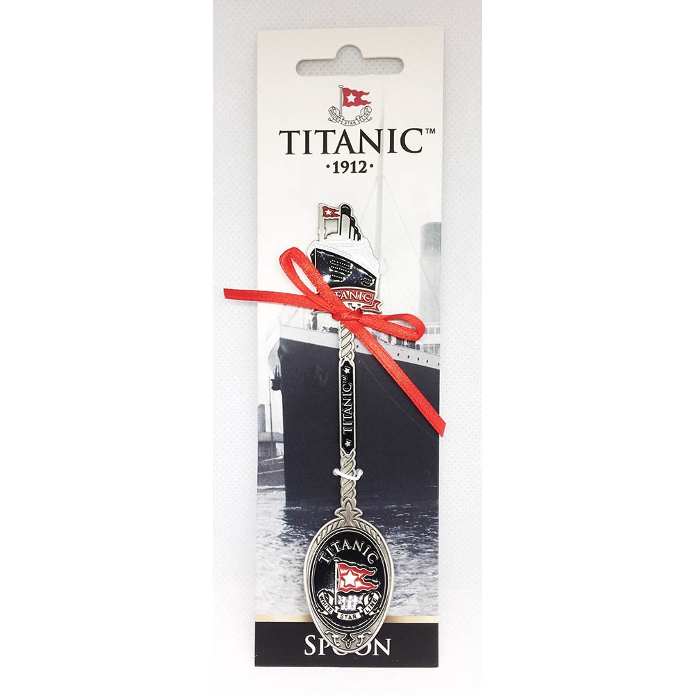 Titanic Collectors Spoon
