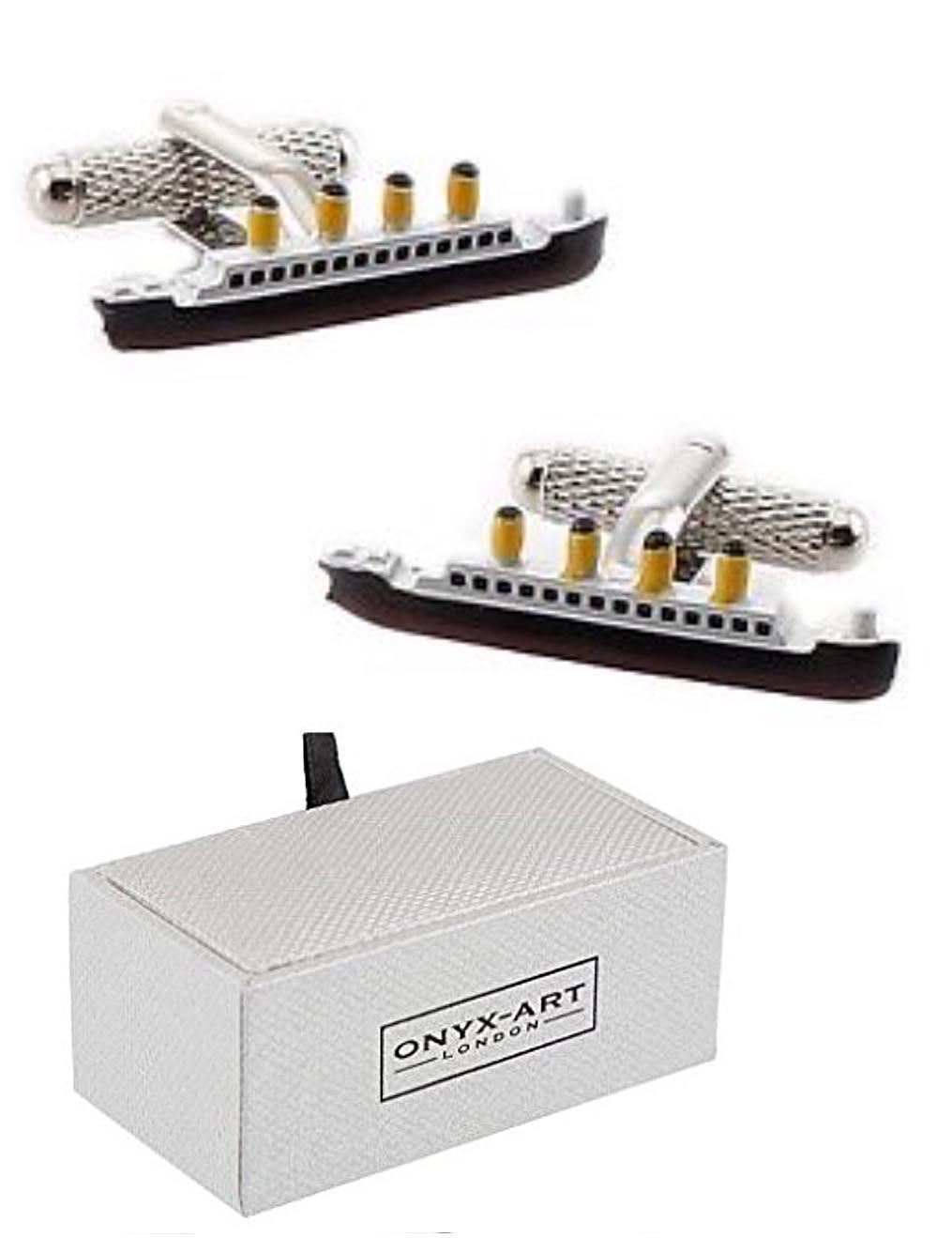 Titanic Cuff Links