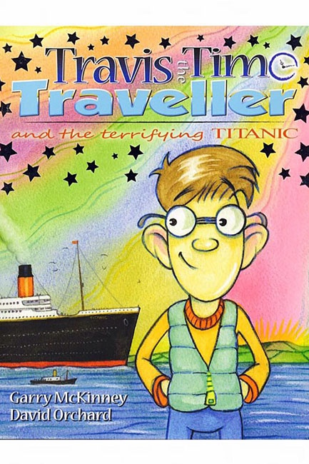 Travis Childrens Book