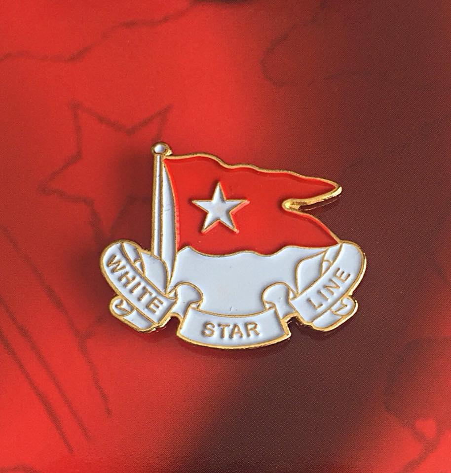 White Star Line Pin