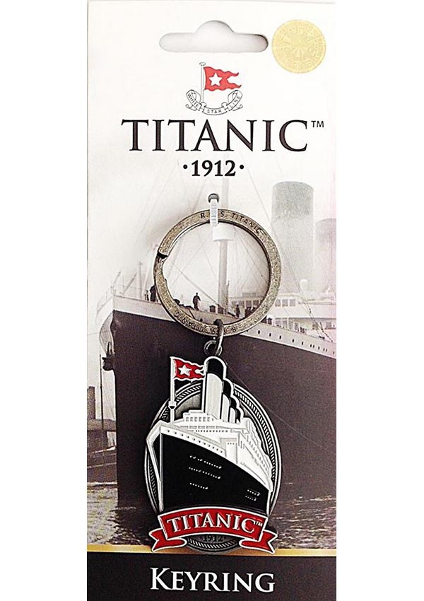 Titanic Luxury Key Ring