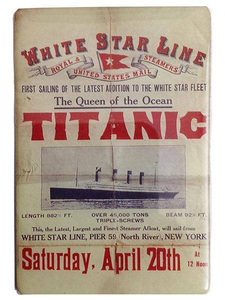 Titanic Luxury Magnet The Return