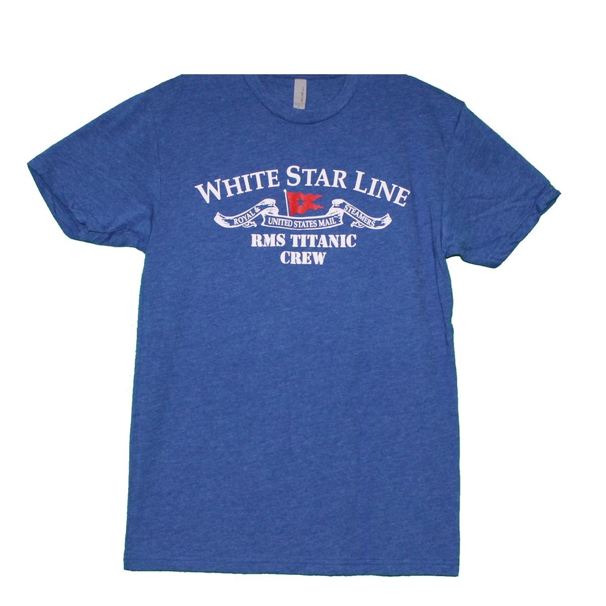RMS Crew Tee - BLUE