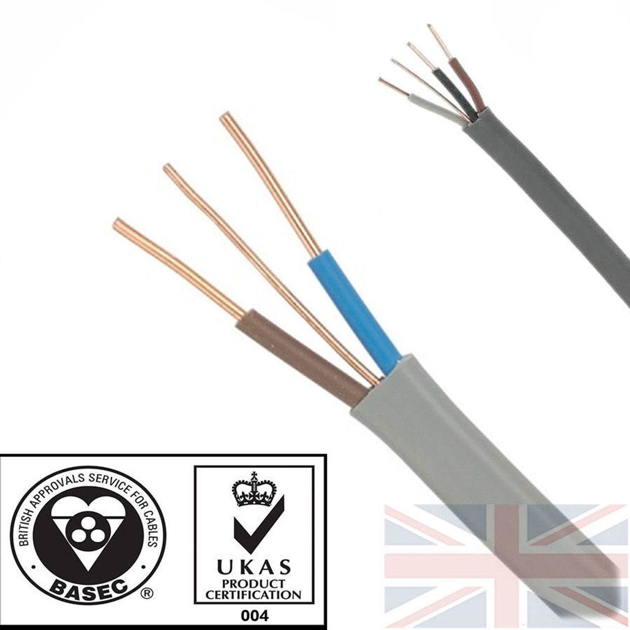 TriRated Panel//Control Wire//Automotive Car Cable 1.0MM 11 Amp In Blue 100M