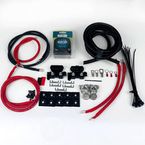 3 Metres Split Charge Kit HC Cargo Relay 12V 140amp Voltage Sensitive RK03
