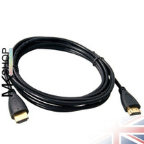 0.5 Metre HDMI 1.4 High Speed HD Cable 3D 4K 1080P Definition Gold Plated High Speed Lead