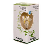 Kanlux LED Lamp/Light Bulb Cool White DIXI COG4W E27-CW