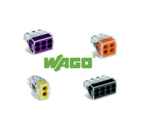 Wago 773-173 Series 3 Lever Terminal Electric Wire Connectors
