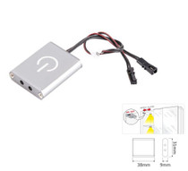 MINI DC 12V 36W Infrared Door Sensor Switch For LED Light