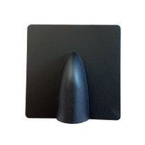 BLACK Plastic Blast Cover