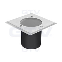 In Ground Fitting Alfa-K Mini IP67 for Walk Over Decking Patio Garden Outdoor LED Light