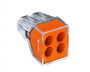 Wago 773-104 Series 4 Lever Terminal Electric Wire Connectors