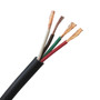 4 Core 14 Amp 0.75mm² Thinwall Automotive Marine Cable Towing Trailer Wire Cable - Sold by 1 Metre