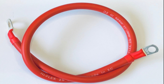 70a battery lead red