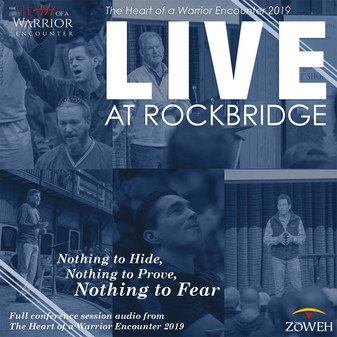 The Heart of a Warrior Encounter 2019: LIVE at Rockbridge