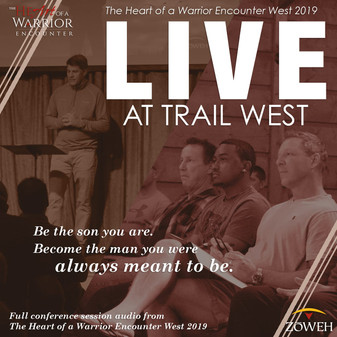 The Heart of a Warrior Encounter West 2019: LIVE at Trail West