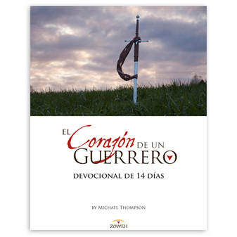 The Heart of a Warrior Devotional (Spanish)