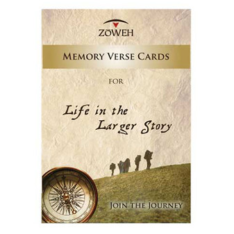 The Daily Prayer Memory Verse Cards
