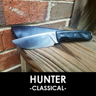 Classic Hunter - Carbon Steel