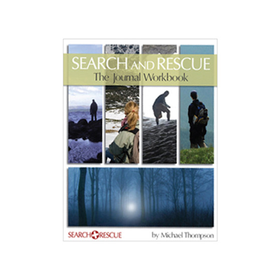 Search and Rescue Journal Workbook