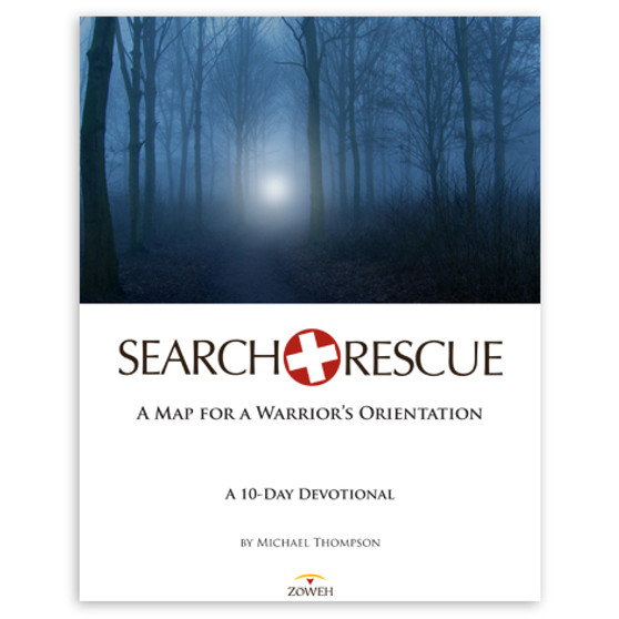 Search and Rescue Devotional