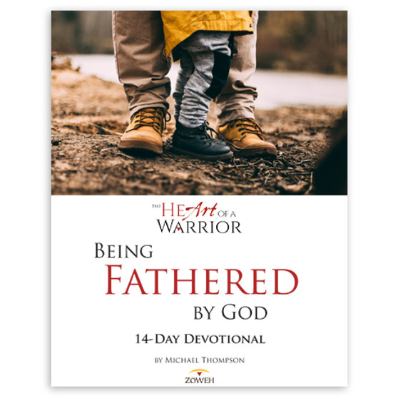 Being Fathered by God Devotional