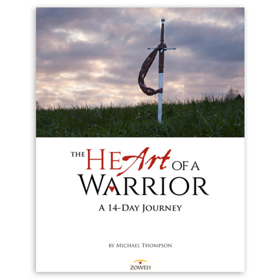 The Heart of a Warrior Devotional