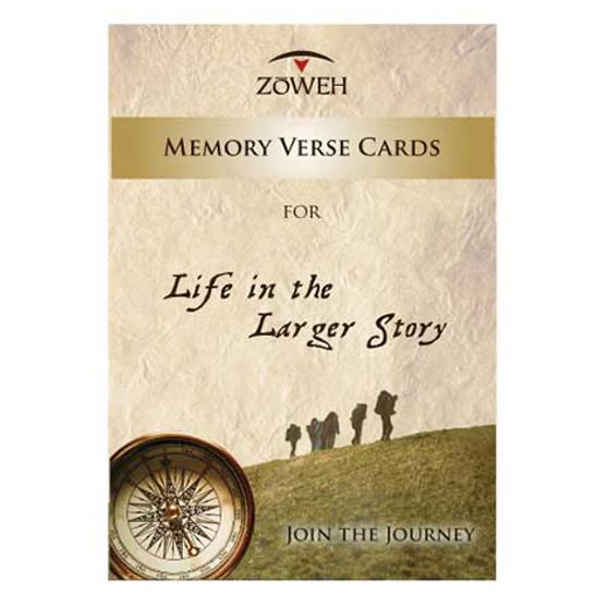The Daily Prayer Memory Verse Cards