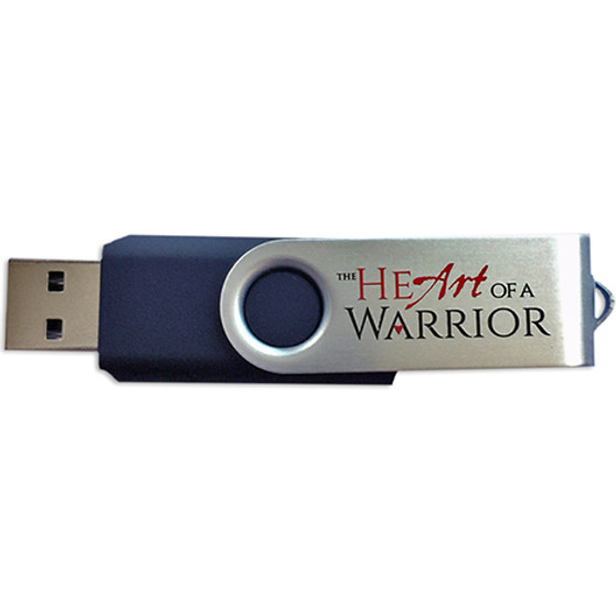 The Heart of a Warrior Expedition Small Group Series (USB)