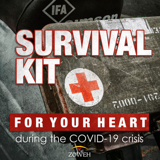 Zoweh's Preselected Survival Kit for your Heart