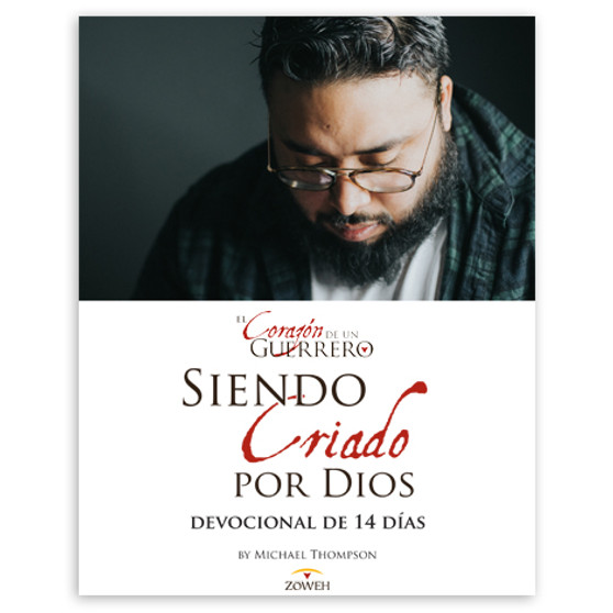 Being Fathered by God Devotional (Spanish)
