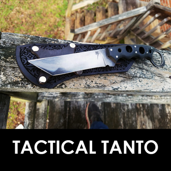 Tactical Tanto