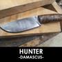 Classic Hunter - Damascus