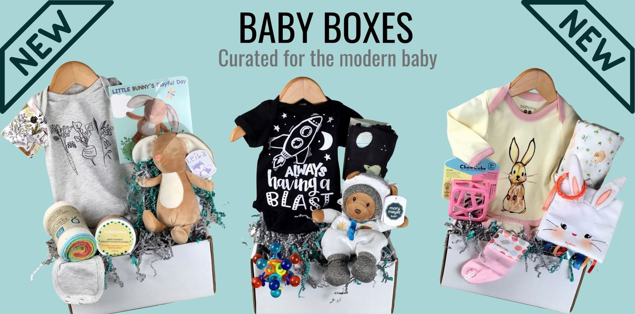 Hand curated Baby Gifts