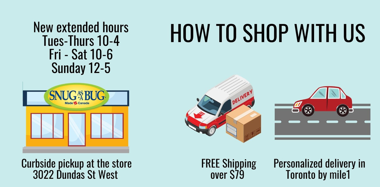 How to shop with us