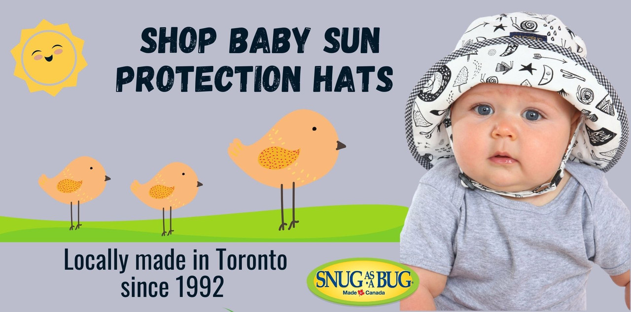 Baby Sun protection hats