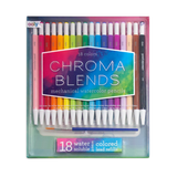 Ooly Chroma mechanical watercolour pencils 18 pack