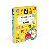 Janod Magnetibook Learn to tell time
