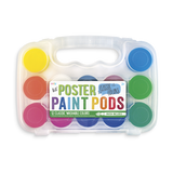 Ooly Lil poster paint pods shown in case
