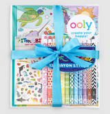 ooly giftables outrageous ocean colouring gift pack