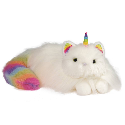"Ziggy Caticorn Fuzzle-14"" long"