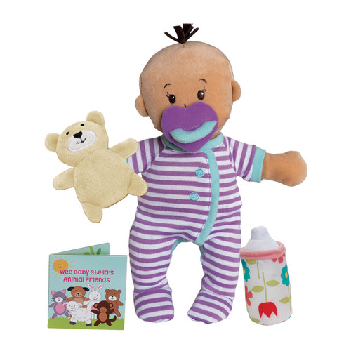 Wee Baby Stella Sleepy Scents Doll-Beige