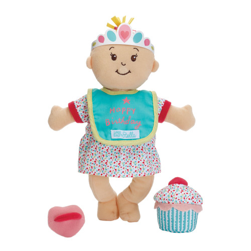 Wee Baby Stella Doll-Happy Birthday