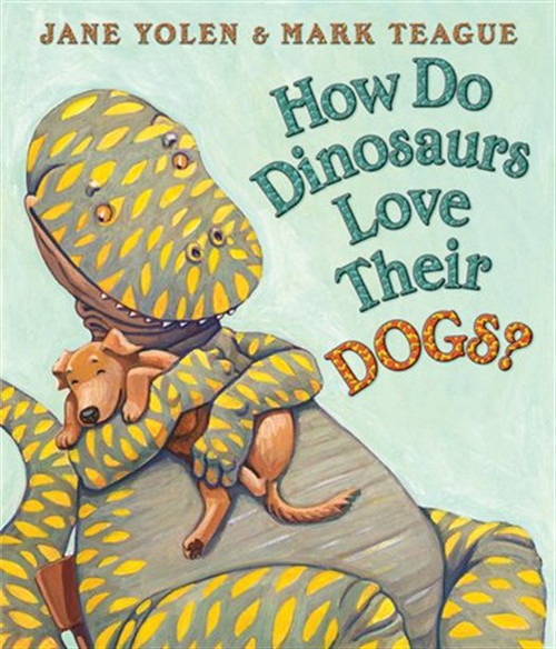 How Do Dinos Love Their Dogs?