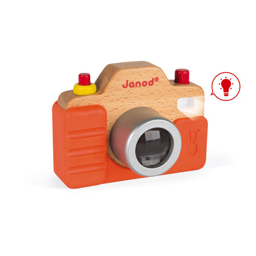 Janod Sound Camera 12mon+