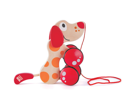 Hape Pepe Pull Along Toy
